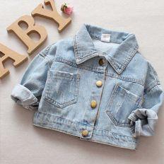 Baby Denim Jackets