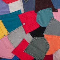 Denim Pocketing fabric